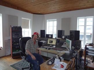 Bib at Sundlaugin Studio