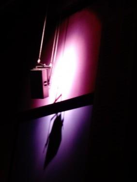 Purple light Speaker