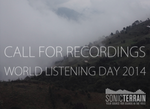 World Listening Day 2014