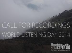 World Listening Day 2014
