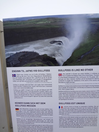 Gullfoss is like no other...