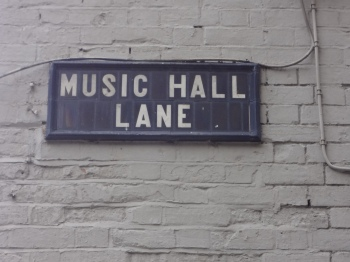 Music Hall Lane 1