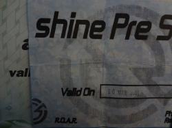 Shine, a night geared towards Electronic Beats.