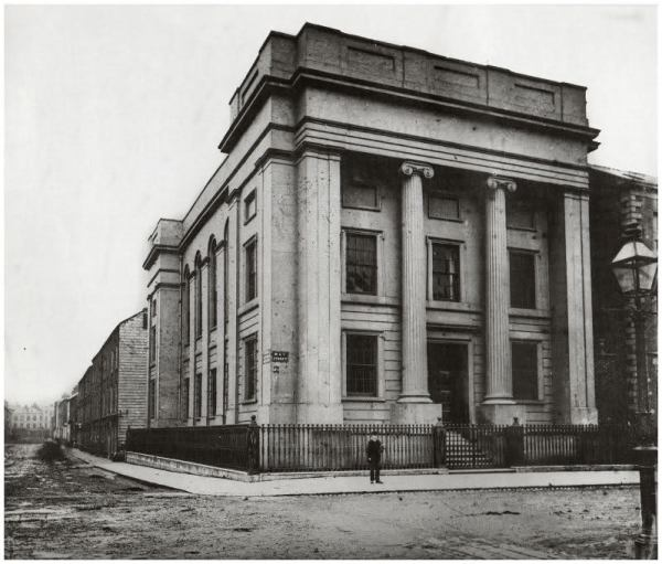 Victoria Music Hall, Belfast.