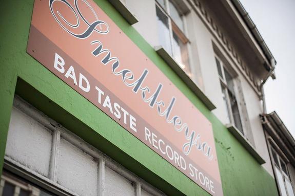 Bad Taste Record Store
