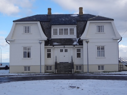 The Reykjavík Peace Summit House - Höfði.