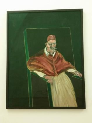 Pope Innocent X by Francis Bacon