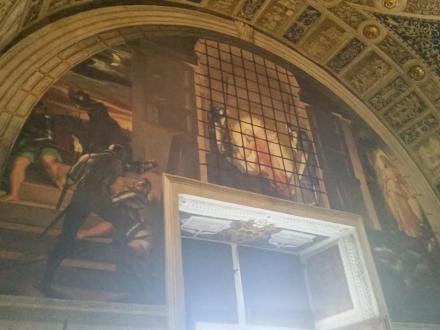 Raphael, Deliverance of Saint Peter, 1514.