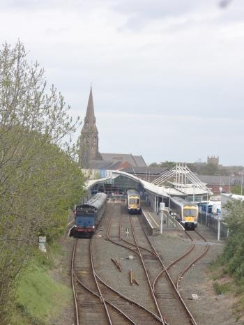 Past & Present trains...