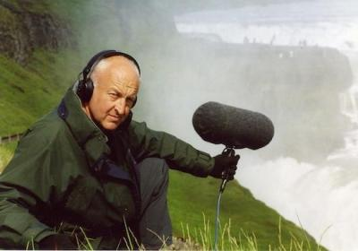 Chris Watson, Natural Sound and Field Recordist.