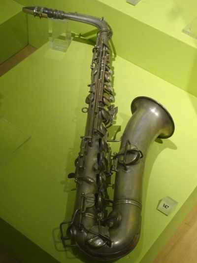 Alto Saxophone, CG Conn, 20th Century, USA.