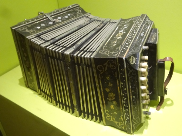 Bandoneon, Alfred arnold Bandoneon, Early 20th Century, GERMANY.