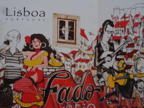 Fado, The Spirit of Lisboa.