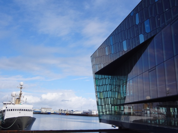 Harbour Port and Harpa
