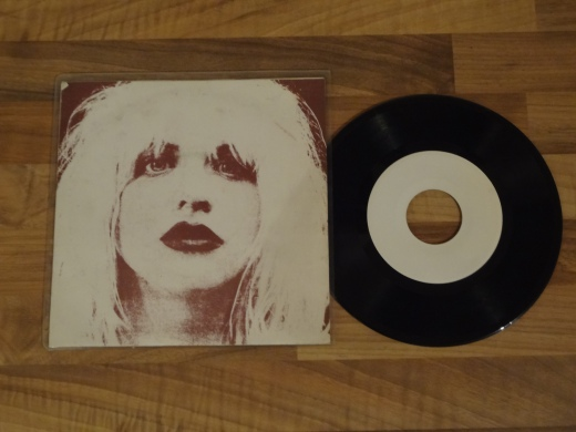 Hole - Holier than Thou 7 Inch Vinyl. Front Sleeve.