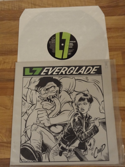 L7 Evergreen 12 Inch Vinyl.