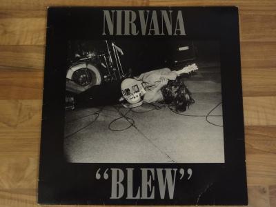 Nirvana - Blew 12 Inch Vinyl.