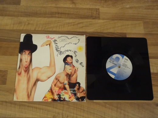 Red Hot Chilli Peppers - Taste the Pain 12 Inch Square Vinyl