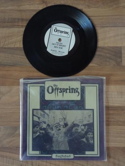 The Offspring - Bagdad 7 Inch Vinyl Record