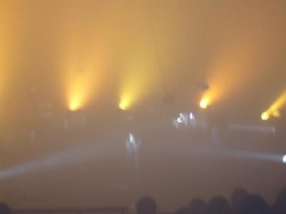 Nine Inch Nails, Manchester Apollo Theatre,
