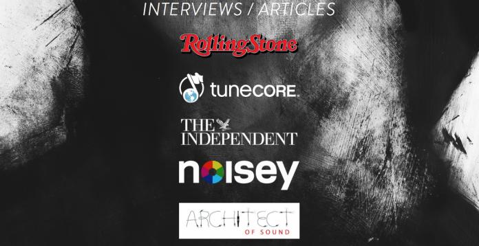 The Black Queen Website - Interviews : Articles