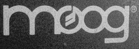 Moog Sign