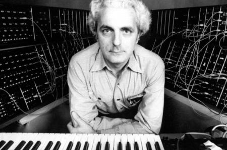 Robert Moog, founder of Moog Music.