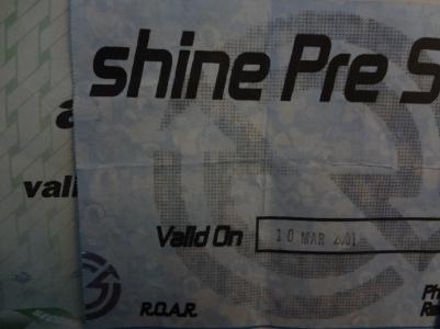 Shine Nightclub, Queens Student Union, Belfast, N.Ireland.