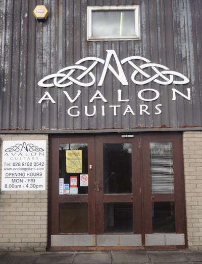 Welcome to Avalon Guitars.