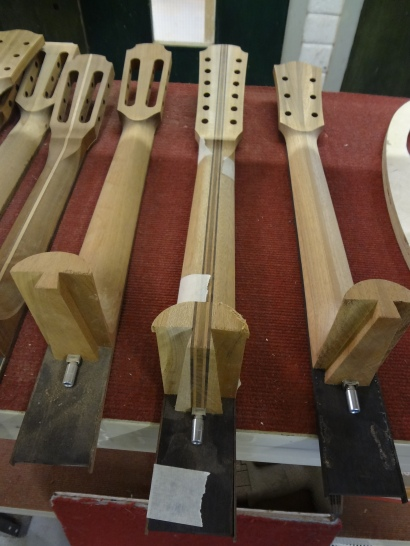 Guitar Necks...