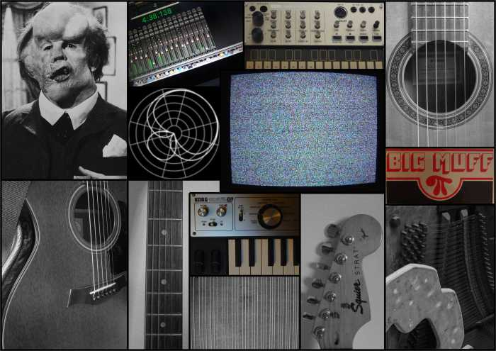 'Elements of a Music track' by bib-6 for 'Ob2 (When the Lights go Out')