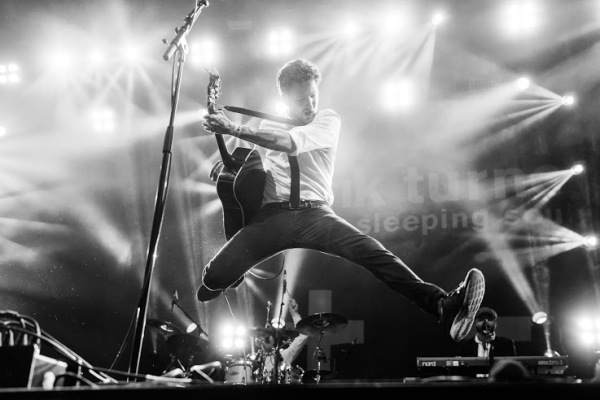 Frank Turner live - May 2016, Credit Lotte Schrander.