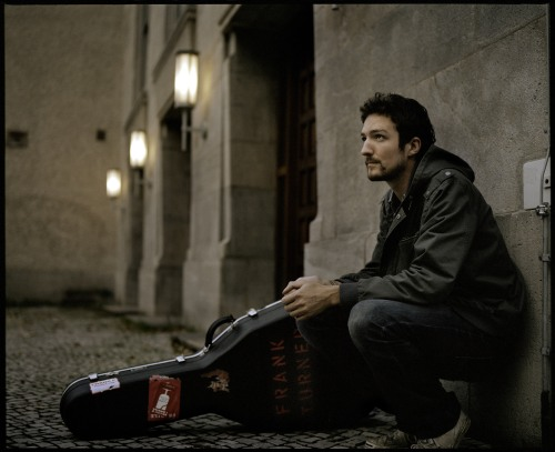 Frank Turner, Press Shot 2011. (Erik Weiss)