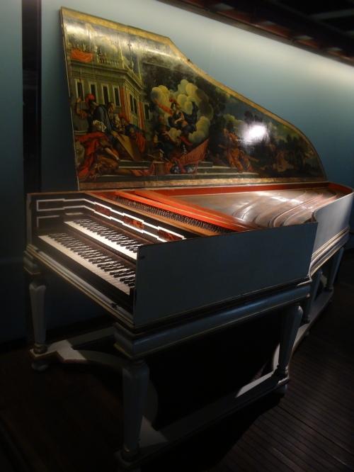 Harpsichord, 1765. Wilhelm Friedemann Bach.