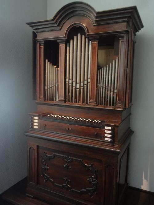 Organ, Germany.