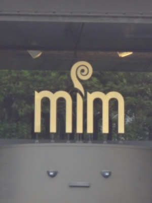 Musical Instrument Museum MIM logo